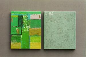 Singulart Color field painting
