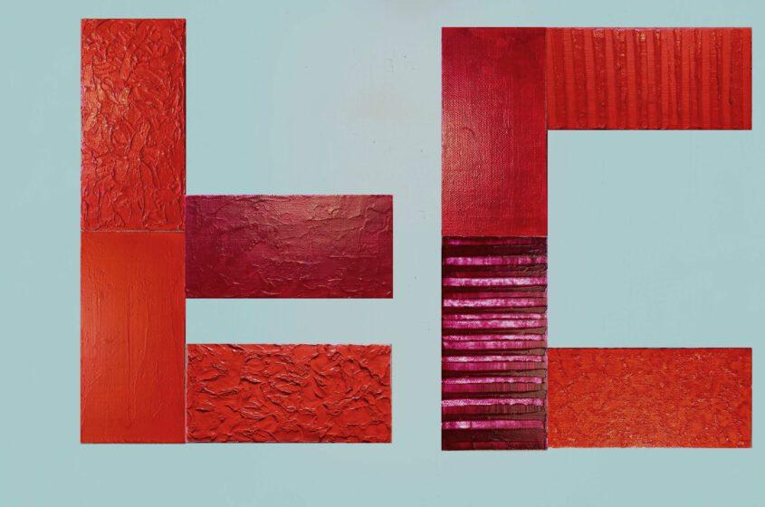 Rot die Farbe der Stärke und Kraft