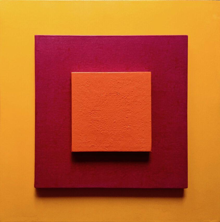 Interaction of colour. Josef Albers Museum Quadrat