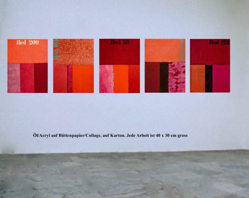 Farbfeldmalerei, color field painting